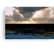 Sunrise on the North Shore 2 Canvas Print