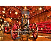 The Pioneer Steamer Photographic Print