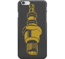 Spark Plug Petrolhead Motorhead design iPhone Case/Skin