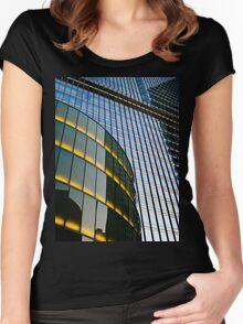 Windows & Light Women's Fitted Scoop T-Shirt