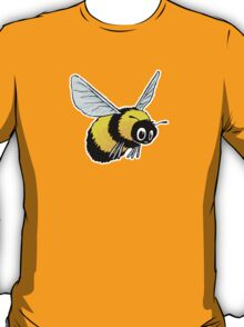 happily bumbling bumble bee T-Shirt