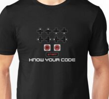 Know Your Code Unisex T-Shirt