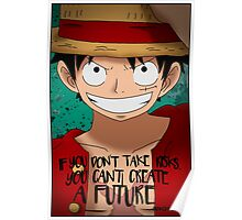 ONE PIECE - POSTER Poster