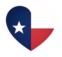 Texas Heart by Stepz2007