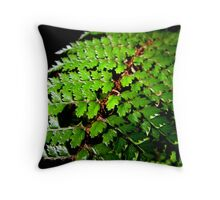 Natural NZ Throw Pillow