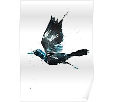 Attack of the Grackle Poster