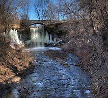Wequiock Falls by Jigsawman