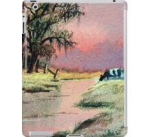 River Sunrise iPad Case/Skin