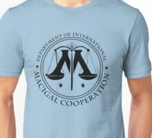 Department of International Magical Cooperation Seal - (Harry Potter) Unisex T-Shirt