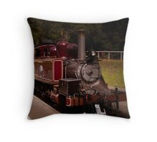 Loco 7A Throw Pillow