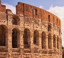 The Colosseum  by daphsam