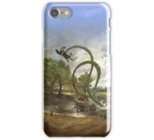 Cthulhu Britannica iPhone Case/Skin