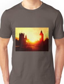 On The Thames  Unisex T-Shirt