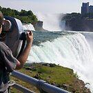 Sightseeing at Niagara Falls by Lorelle Gromus