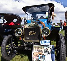 1915 Ford by doug hunwick