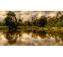 Wetland Dreaming - Tidbinbilla Sanctuary, Australia - The HDR Experience Photographic Print