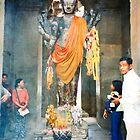 Cambodia - New Year at Angkor Wat by fionapine