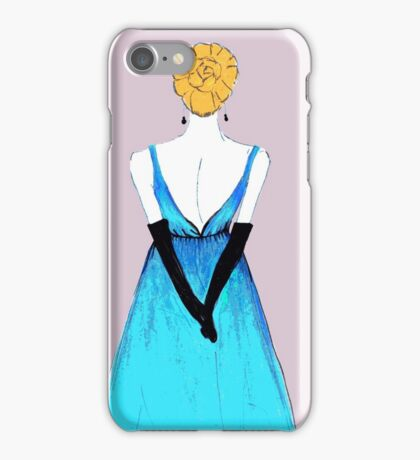 Belle of the Ball iPhone Case/Skin