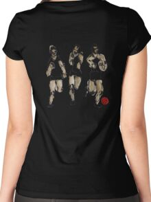 runners Women's Fitted Scoop T-Shirt