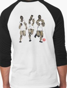 runners Men's Baseball ¾ T-Shirt