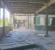 Destined for Demolition by Scott Kueffner