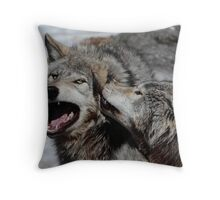 Okay. Okay. UNCLE! Throw Pillow