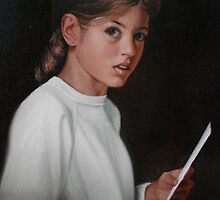 Letter for Joanne by Cathy Amendola