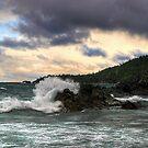 Wave crash by Eros Fiacconi (Sooboy)