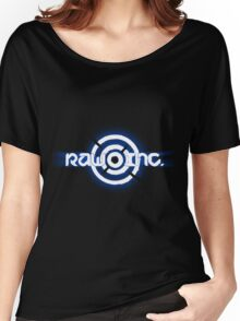 Raw Inc Women's Relaxed Fit T-Shirt