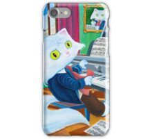 Ludwig van Caathoven iPhone Case/Skin