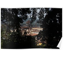 Different view of the Duomo Poster