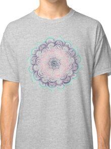 Mermaid Medallion Classic T-Shirt