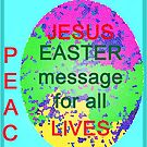 easter message by aaeiinnn