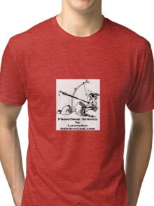 Photoshop Artistry Tri-blend T-Shirt