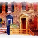 Neighbors....... by DaveHrusecky