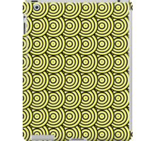Bumble Bee Circles iPad Case/Skin