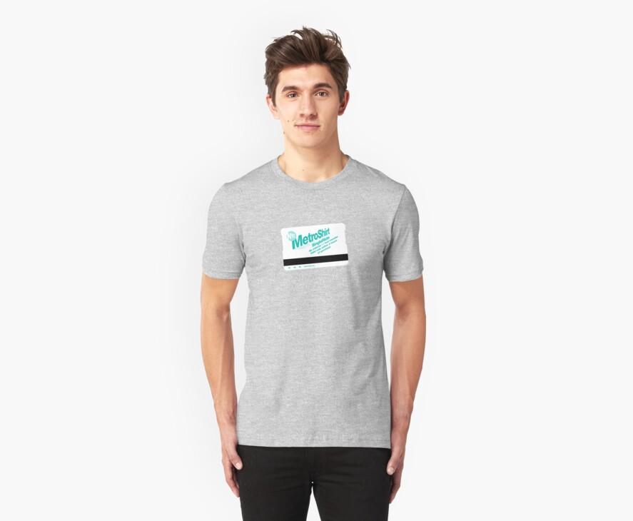 MetroShirt by jobe