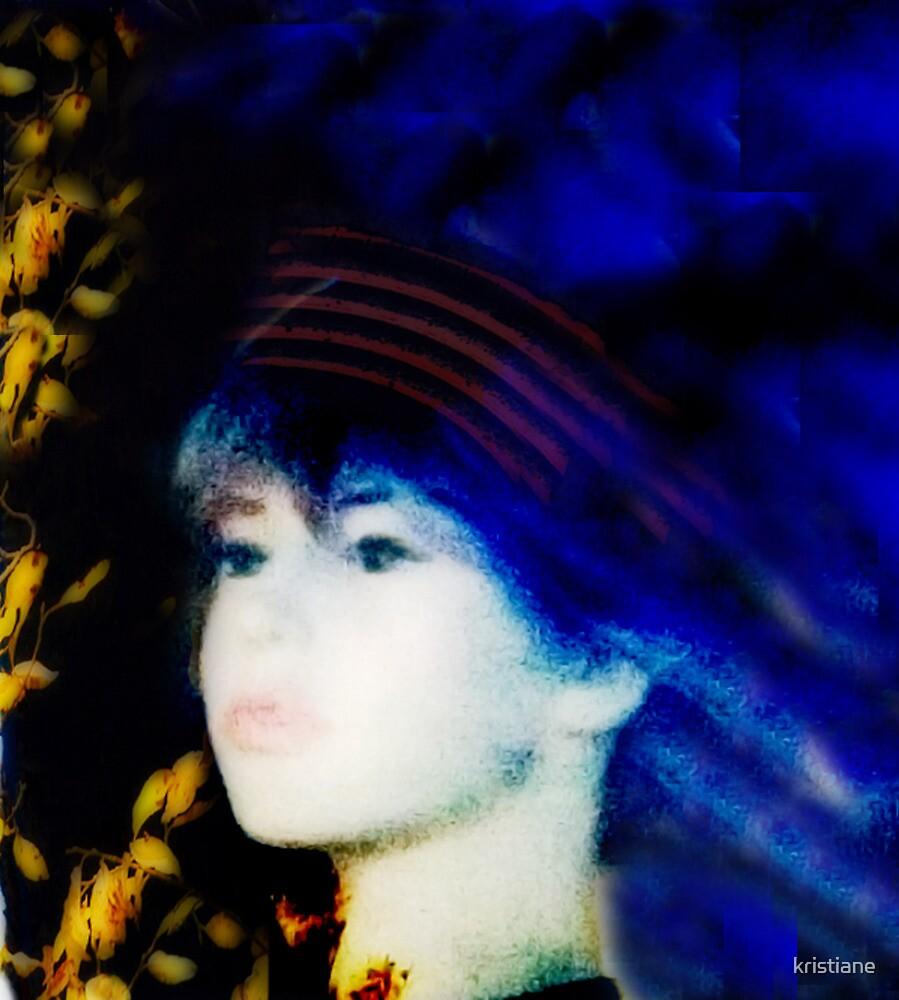 Barbie Blue by Bodil Kristine  Fagerthun