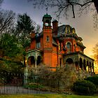 HOUSE ON THE HILL by MIKESANDY