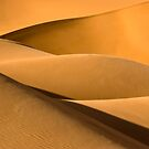 Sand waves - 1 by Yannick Verkindere