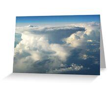 Fairytale Skies 1 Greeting Card