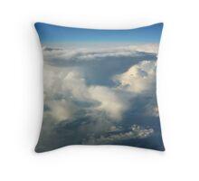 Fairytale Skies 1 Throw Pillow