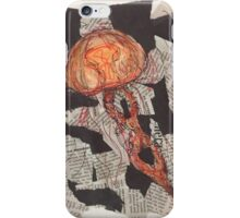 Jellyfish Collage iPhone Case/Skin