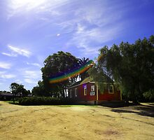 Under the Rainbow by Laurie Search