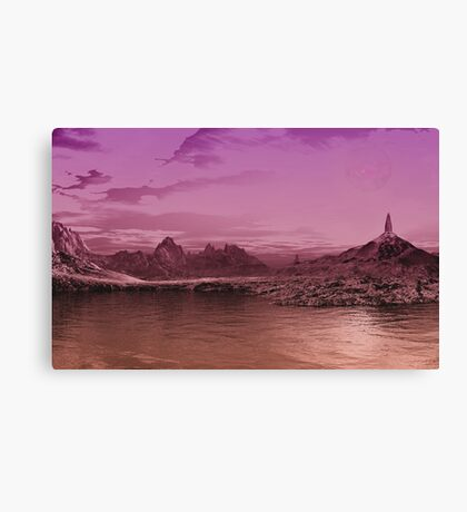 Sytronic Towers Canvas Print