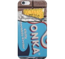 Wonka Bar Chilly Chocolate Caramel Phone Case iPhone Case/Skin