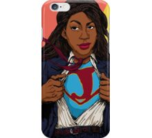 the heroes we deserve - Jessica Williams iPhone Case/Skin