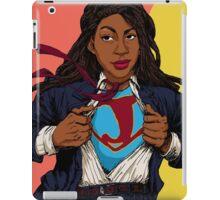 the heroes we deserve - Jessica Williams iPad Case/Skin