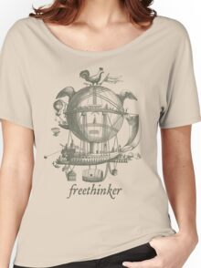 Freethinker Women's Relaxed Fit T-Shirt