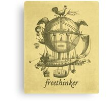 Freethinker Canvas Print
